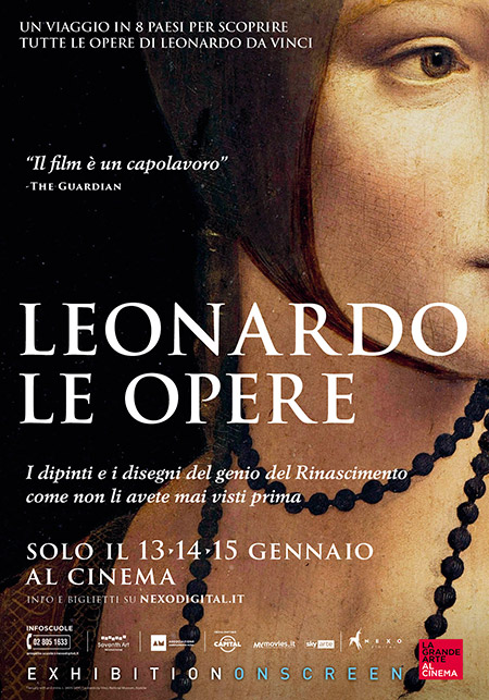 Film: Leonardo le opere