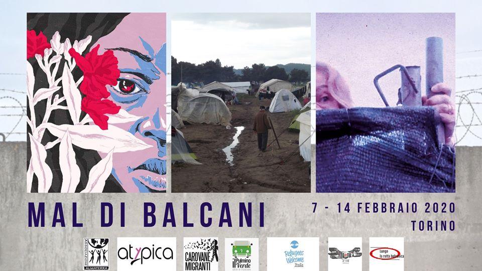 Mal di Balcani: festival sulla rotta balcanica