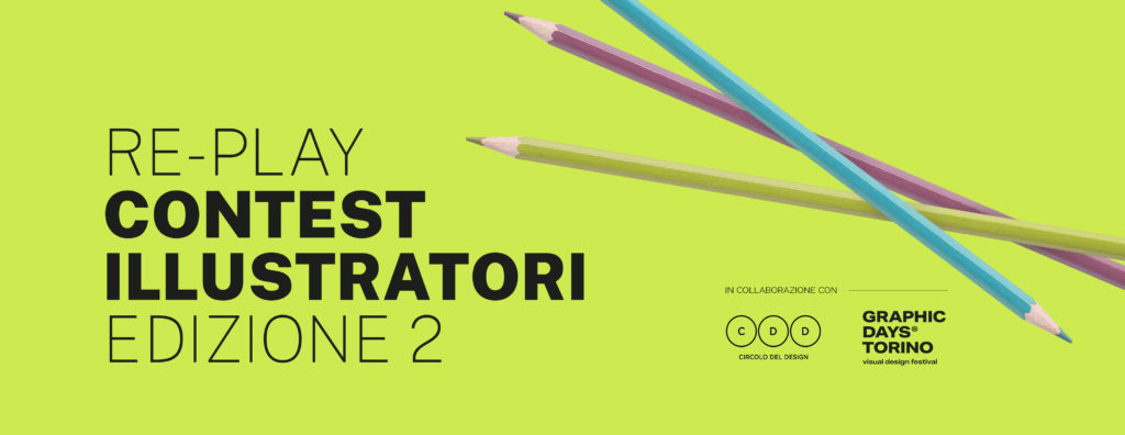 locandina Contest per Illustratori 2020
