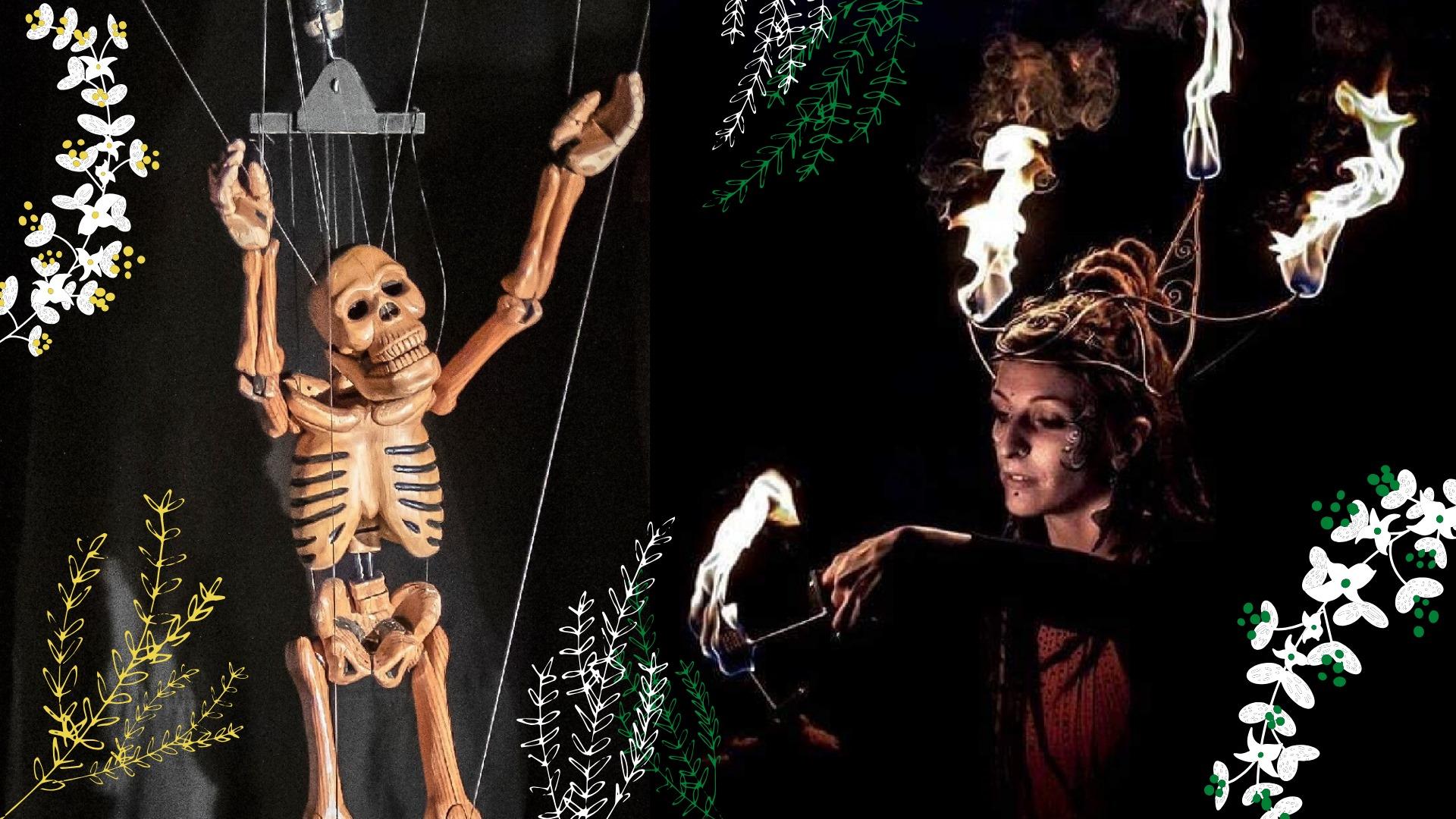 Trova il Giardino Segreto: spettacoli artistici