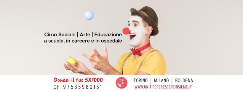 EDUCATIVA DI STRADA CIRCENSE