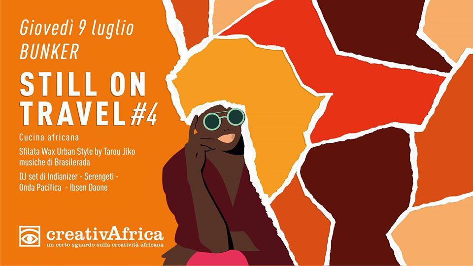 CreativAfrica Still On Travel