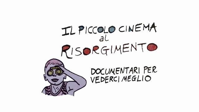 Arena estiva de Il Piccolo Cinema al Risorgimento
