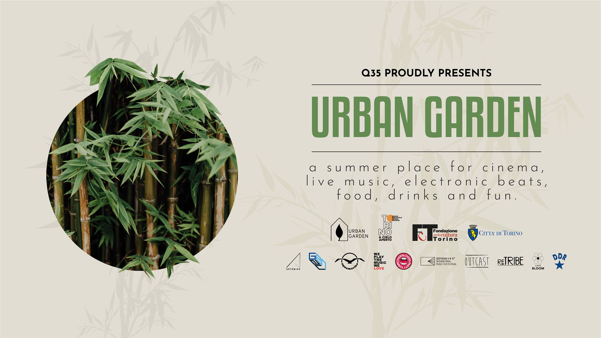 Urban Garden al Q35