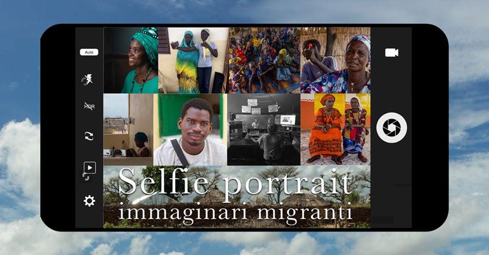 Documentario: Selfie portrait, immaginari migranti.