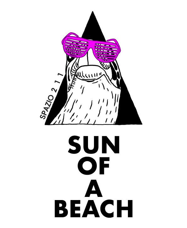 Sun of a beach, l'estate allo Spazio 211