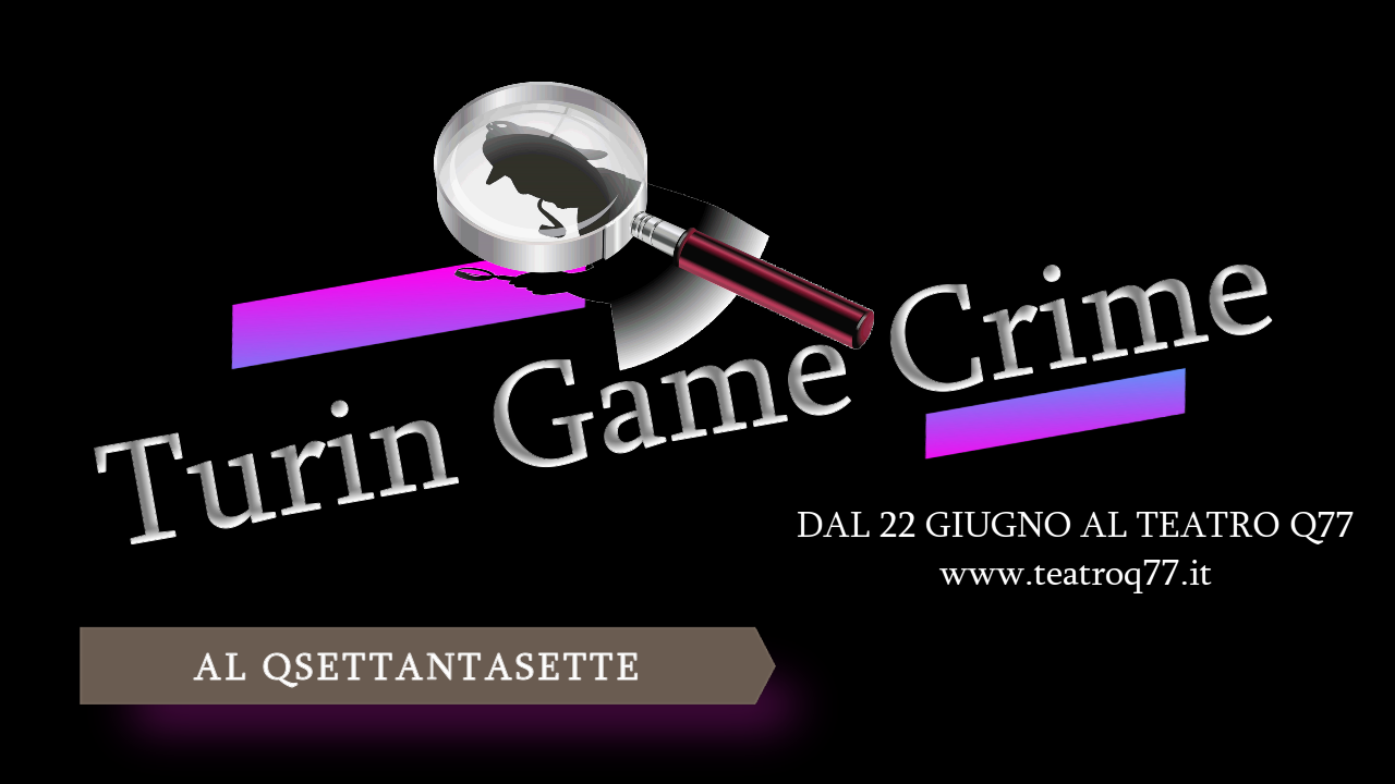 Turin Game Crime - Il licantropo del parco Dora