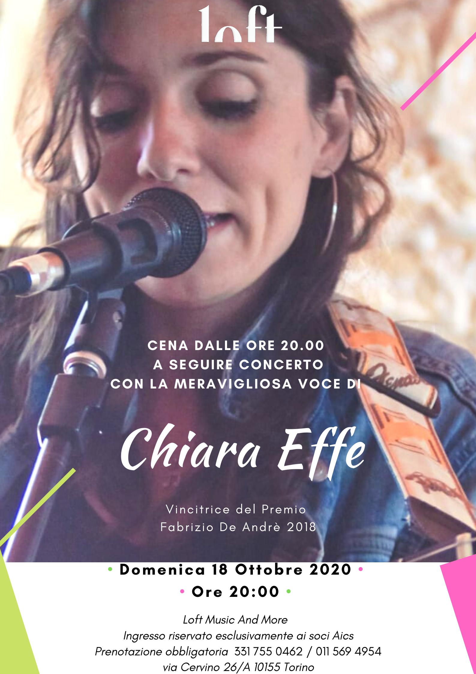 Concerto di Chiara Effe