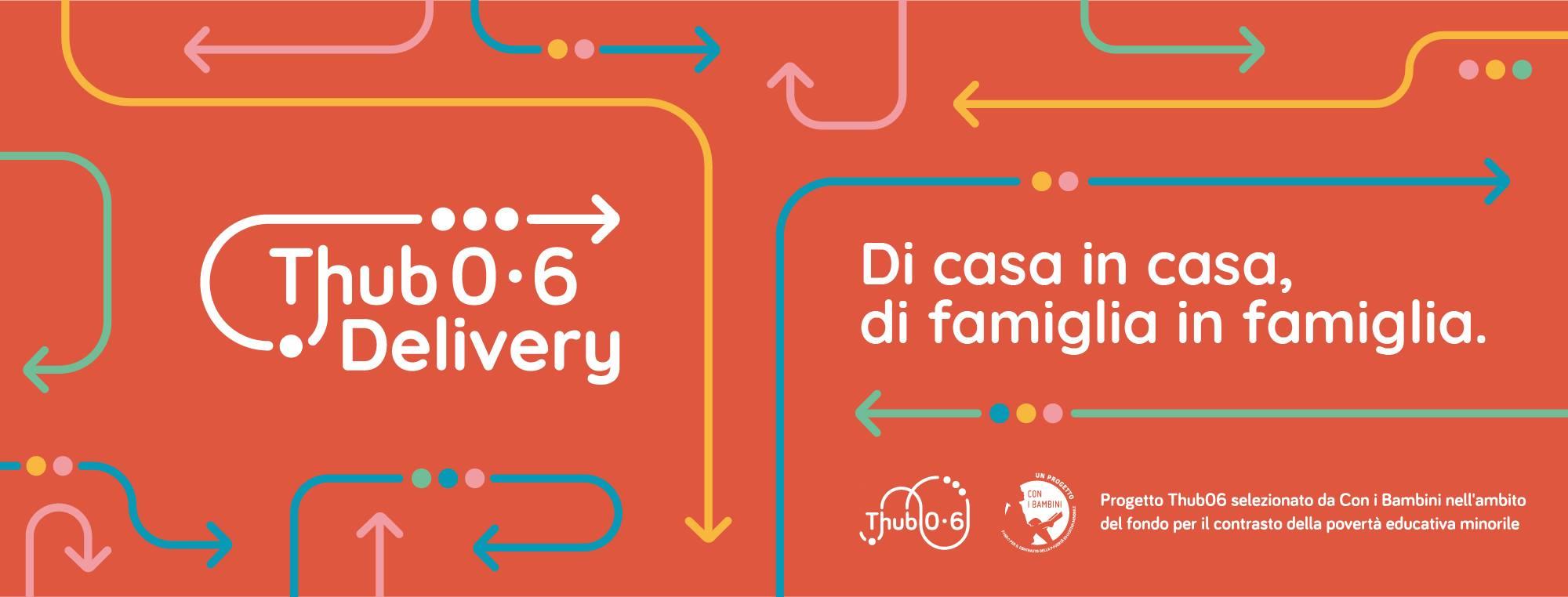 Sportello di orientamento per famiglie con bambini 0-6 anni  Thub06 Delivery