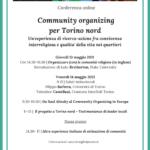 Conferenza community organizing