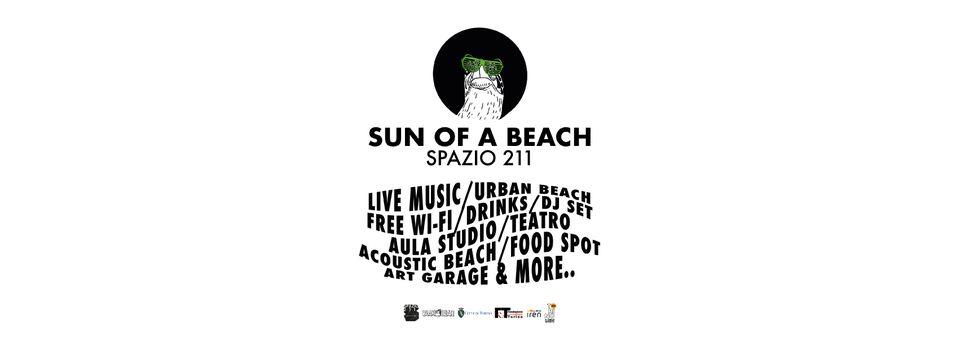 Sun of a Beach di settembre: area estiva musicale
