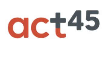 act+45 logo