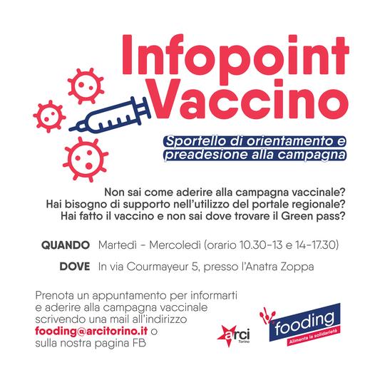 Sportello Info Vaccino e Assegno Unico Figli