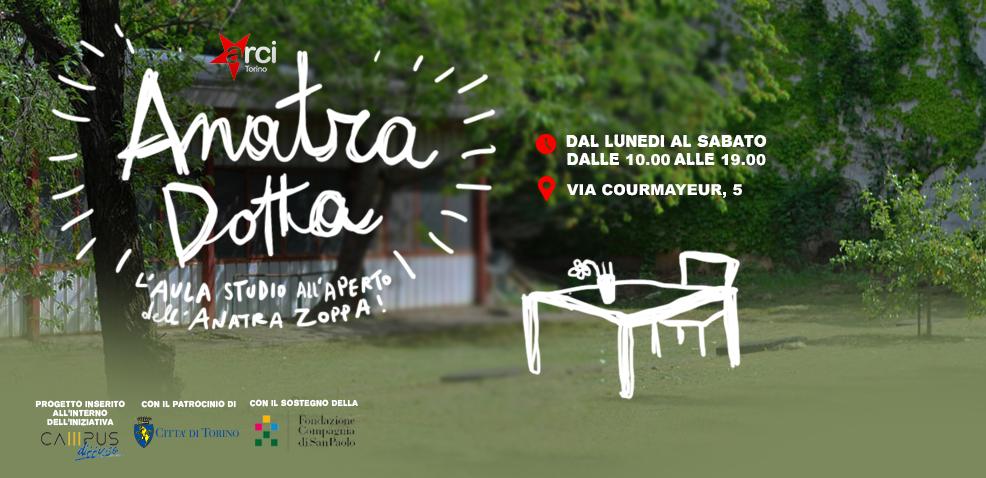 "Aula studio ""Anatra Dotta"" all'Anatra Zoppa"