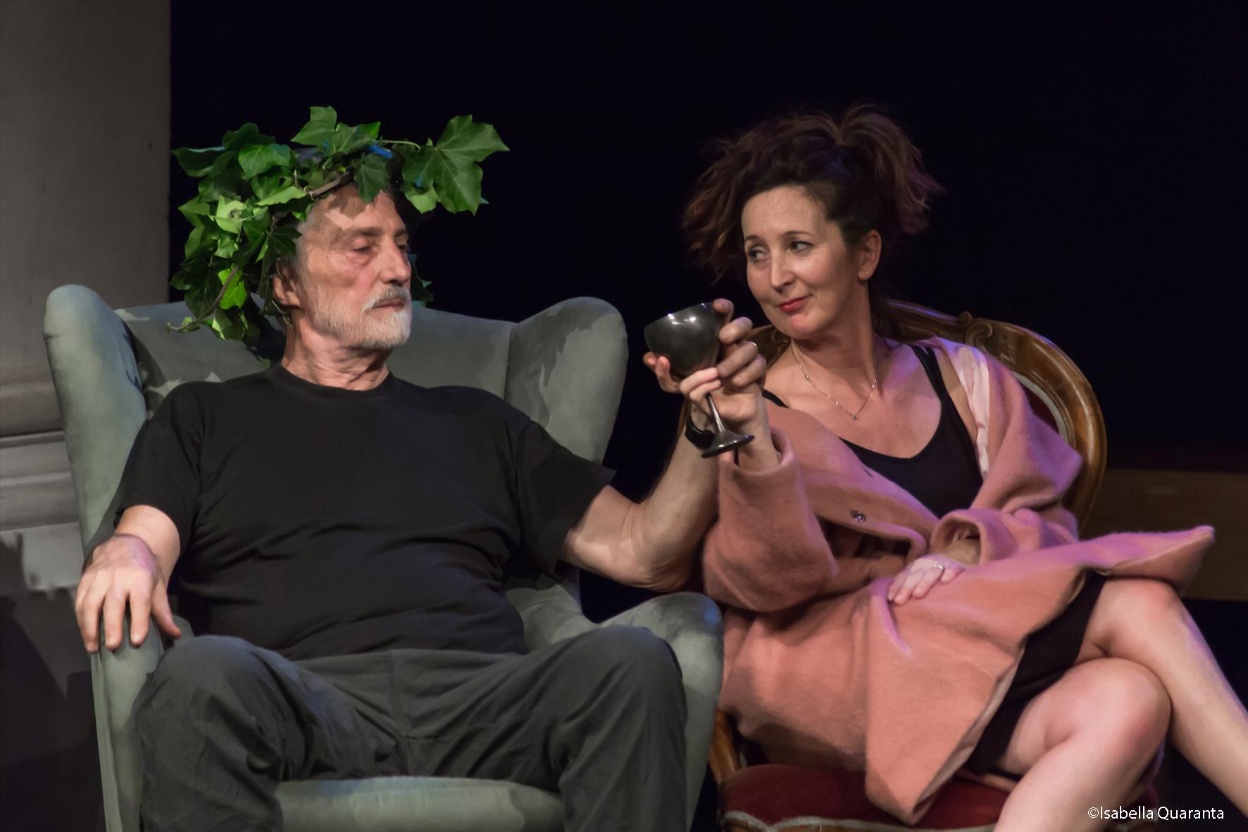 Corso di teatro GENESI - L'origine di un'azione teatrale